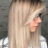 Wonderful Blonde Long Hair Styles for Women in Year 2020