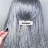 Wonderful Silver Hair Colour Trends to Follow in Year 2020