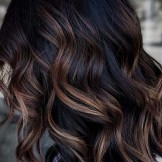 Modern Dark Balayage Hair Color Ideas for Women in 2021