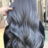 Best Silver Blonde Hair Color Shades for Long Hair You Must Try in 2021